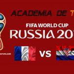 Prognóstico França vs Croácia – Mundial FIFA 2018 – FINAL
