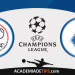 Ajax x Dynamo Kiev – Aposta Simples ou Múltipla Gratuita de Hoje
