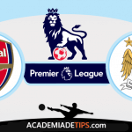 Prognóstico Arsenal vs Manchester City – Premier League