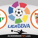 Bétis x Sevilha – Prognóstico – La Liga – Apostas Online