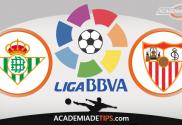 Bétis x Sevilha - Prognóstico - La Liga - Apostas Online