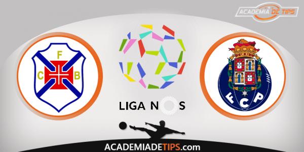 Belenenses x FC Porto - Prognóstico - Liga NOS - Apostas Online