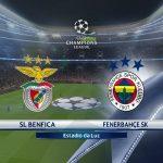 Benfica vs Fenerbahce – UEFA Champions League – Múltipla Gratuita