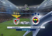 Benfica vs Fenerbahce - UEFA Champions League