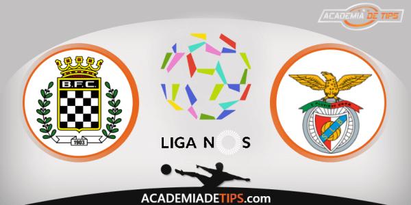 Boavista x Benfica - Prognóstico - Liga NOS - Apostas Online