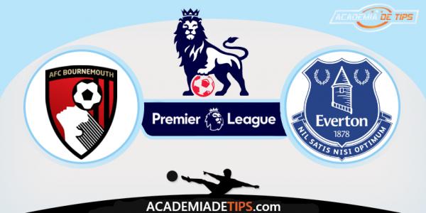 Bournmouth x Everton - Prognóstico Premier League - Apostas Online