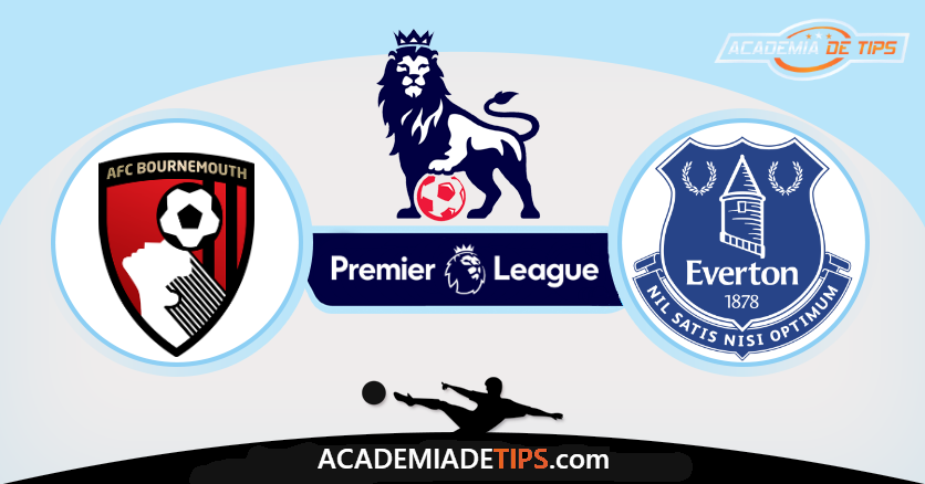 Bournmouth x Everton - Prognóstico Premier League - Apostas Online