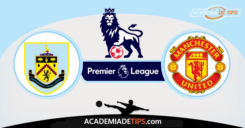 Burnley x Manchester United - Prognóstico Premier League