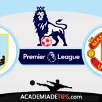 Burnley x Manchester United – Prognóstico Premier League