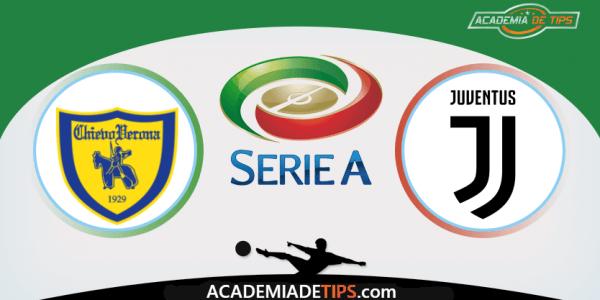 Chievo vs Juventus - Prognóstico Serie A Itália - Apostas Online