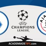 Dinamo Kiev x Ajax – Aposta Simples Gratuita de Hoje – Champions League