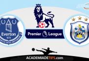 Everton vs Huddersfield - Prognóstico Premier League