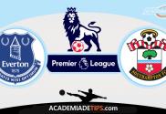 Everton x Southampton - Prognóstico Premier League