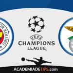 Fenerbahce vs Benfica – Prognóstico – Liga dos Campeões – Apostas Online