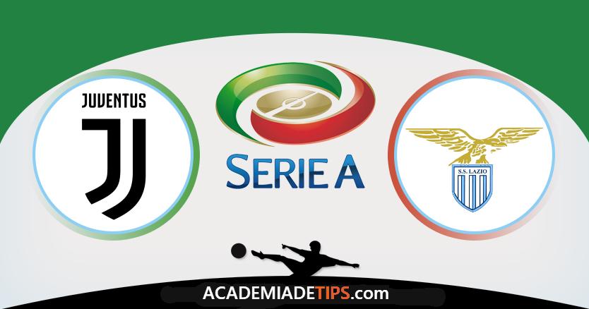 Juventus x Lazio - Prognóstico Serie A Itália - Apostas Online