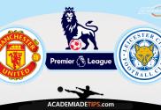Prognóstico Manchester United vs Leicester - Começa o ano com muito ruído em volta do Manchester United, e sobretudo de José Mourinho. O técnico português