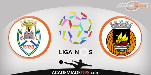 Prognóstico Feirense vs Rio Ave – Liga NOS - Apostas Online