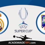 Prognóstico Real Madrid vs Atlético de Madrid – Super Taça Europeia – Apostas