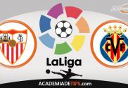 Sevilla x Villarreal - Aposta Simples ou Múltipla Gratuita de Hoje