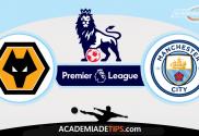 Wolverhampton x Manchester City - Prognóstico Premier League