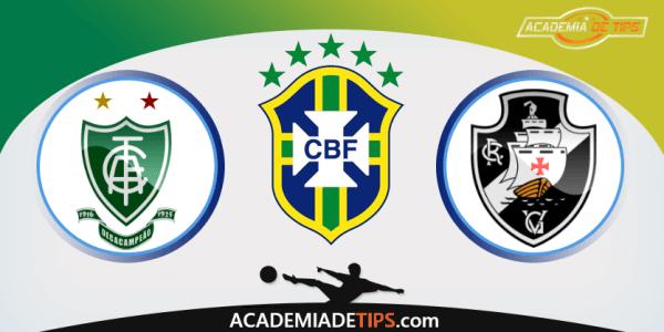 América MG x Vasco - Prognóstico e Analise Brasileirão - Apostas Online