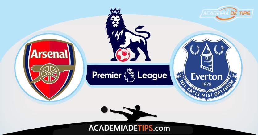 Arsenal x Everton, Prognóstico, Analise e Apostas Online
