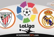 Athletic Club x Real Madrid - Prognóstico - La Liga - Apostas Online