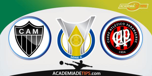 Atlético MG x Atlético PR - Prognóstico e Analise Brasileirão - Serie A