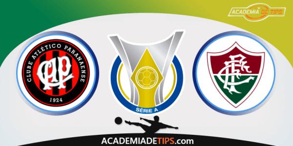Atlético-PR x Fluminense - Prognóstico e Analise Brasileirão - Serie A