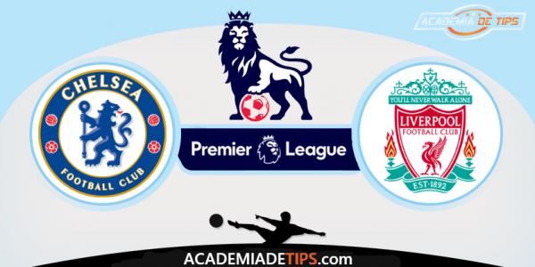 Chelsea x Liverpool, Prognóstico, Analise e Apostas Online