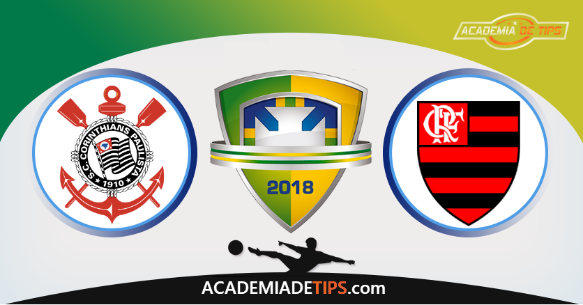 Corinthians x Flamengo, Prognóstico, Analise e Apostas Online