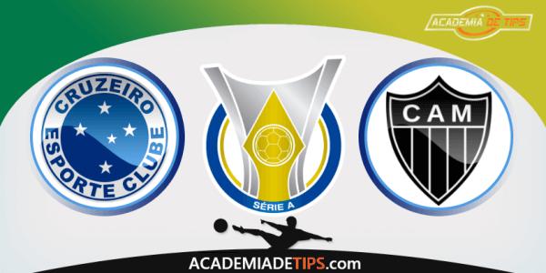 Cruzeiro x Atlético Mineiro - Prognóstico e Analise Brasileirão - Serie A