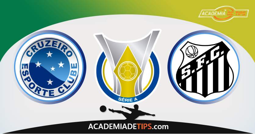 Cruzeiro x Santos - Prognóstico e Previsão Brasileirão - Série A