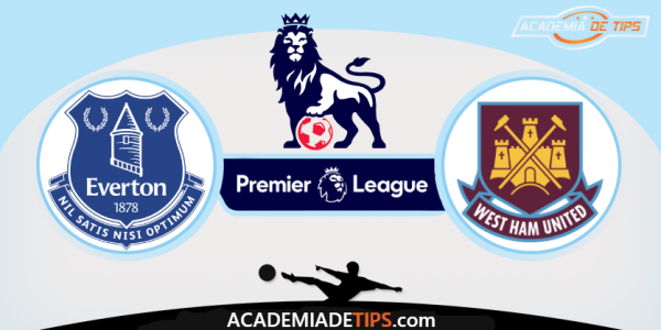 Everton x West Ham - Prognóstico - Premier League - Apostas Online