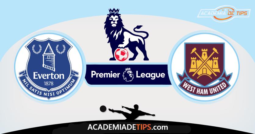 Everton x West Ham - Prognóstico - Premier League - Apostas Online