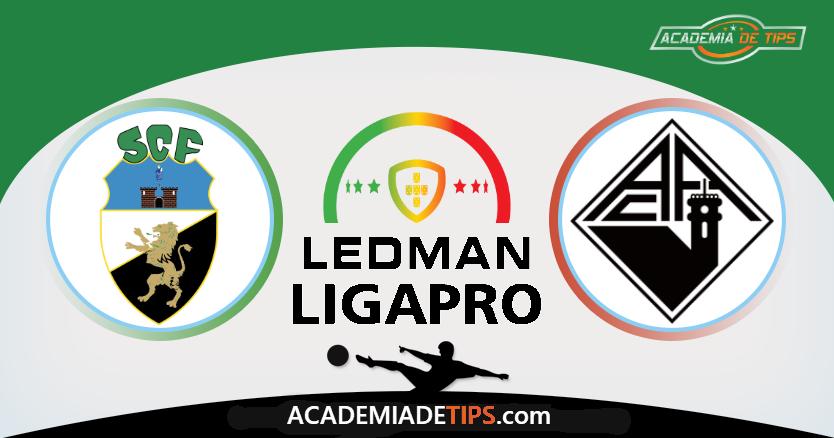 Farense x Académica • Previsão e Prognóstico • Segunda Liga Portugal