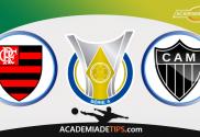 Flamengo x Atlético-MG, Prognóstico, Analise, Apostas Esportivas