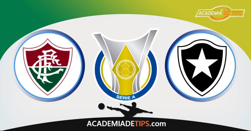 Fluminense x Botafogo - Prognóstico e Analise Brasileirão - Serie A