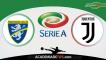 Frosinone vs Juventus, Prognóstico, Analise e Apostas Online