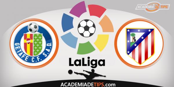 Getafe vs Atlético de Madrid- Prognóstico e Antevisão - La Liga