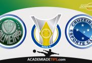Palmeiras x Cruzeiro, Prognóstico, Analise e Apostas Online