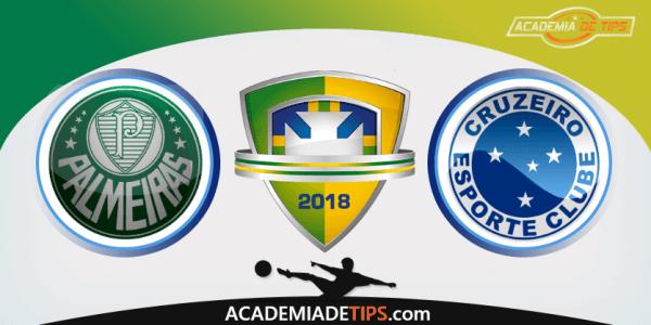 Palmeiras x Cruzeiro - Prognóstico e Copa do Brasil