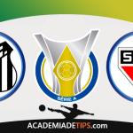 Santos x São Paulo – Prognóstico e Analise Brasileirão – Serie A