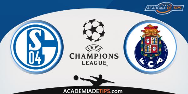Schalke x Porto – O FC Porto é uma das equipas nacionais de maior tradição e prestígio internacional. Presença assídua na Liga dos Campeões, o Schale 04 por