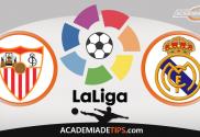 Sevilha x Real Madrid, Prognóstico, Analise e Apostas Online