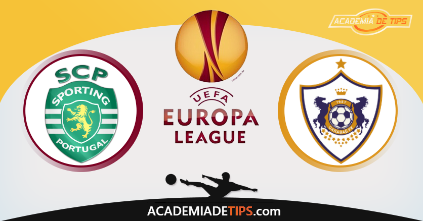 Sporting x Qarabag - Prognóstico - Liga Europa