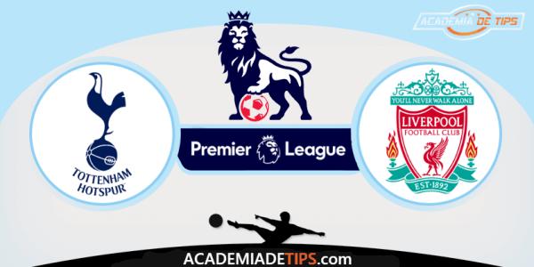 Tottenham x Liverpool - Prognóstico - Premier League - Apostas Online