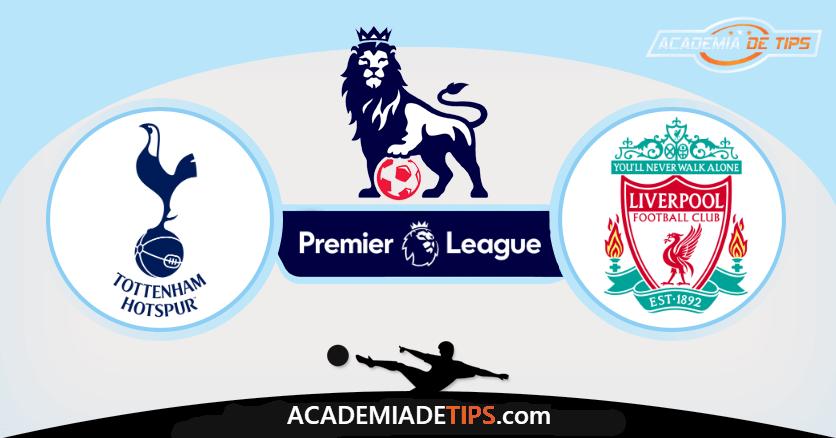 Tottenham X Liverpool Prognostico Premier League Apostas Online
