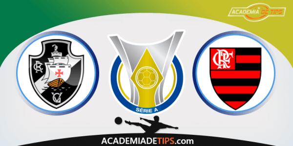 Vasco x Flamengo - Prognóstico e Analise Brasileirão - Serie A