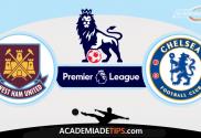 West Ham vs Chelsea, Prognóstico, Analise e Apostas Online